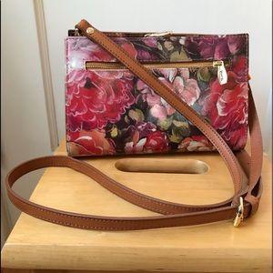 Small floral handbag